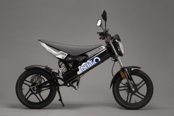 NITO N3 electric moped (fold-able)