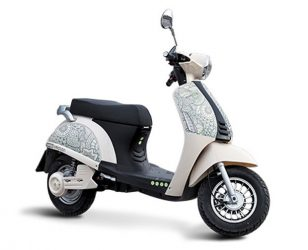 e:motion electric scooter